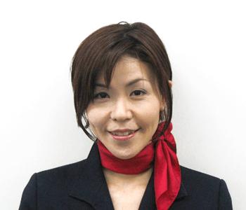 リーダー美容指導、植田伸子